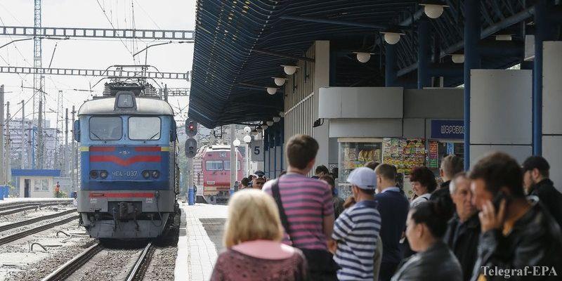 корпоратизация укрзализныци завершится к концу лета