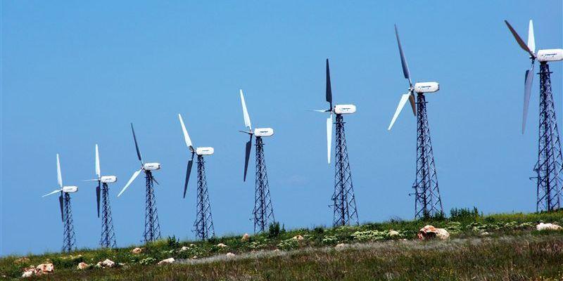 в украине появится новая ветроэлектростанция