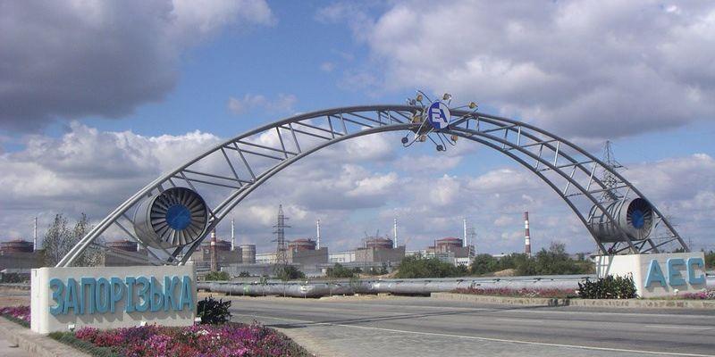 на запорожской аэс начали ремонт третьего энергоблока